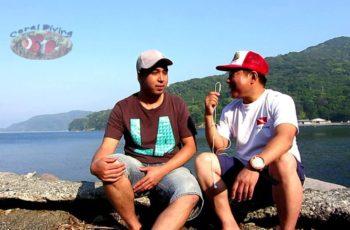 Entrevista do Lucas sobre mergulho