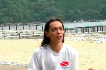Entrevista do Ricardo para a Coral Diving – Mergulho no Japão