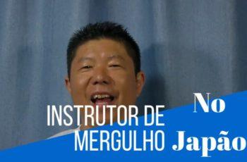 Instrutor de Mergulho No Japão – Coral Diving –