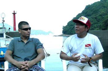 Profissional Daniel conta como o Mergulho mudou sua vida no Japão!