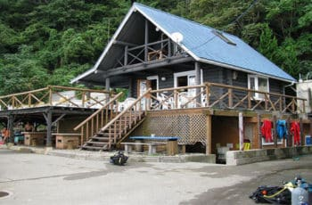 Dive Center Log – Echizen – Fukui-Ken