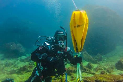 Advanced Open Water Diver curso