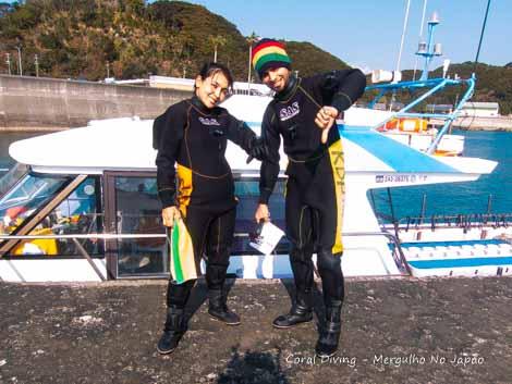 Mergulho no Japão no Revellion-9