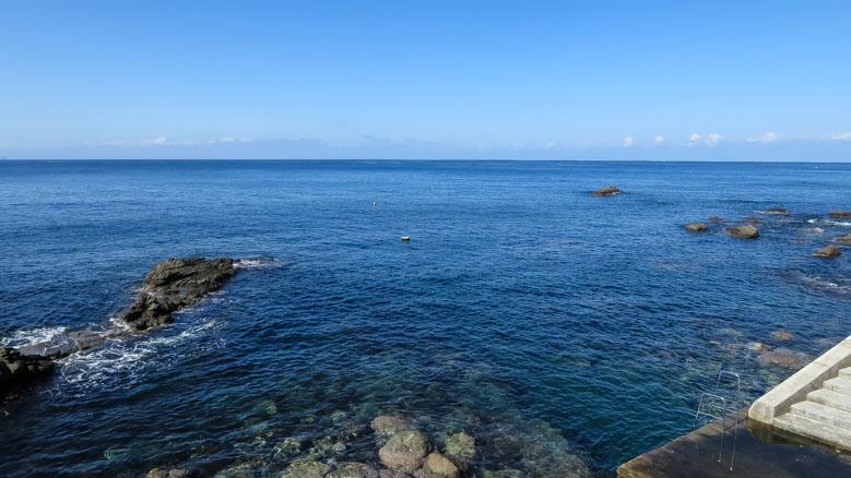 Minami echizen diving